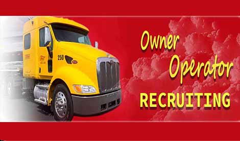 Owner Operator Recruiting - Six Tips to help You Recruit